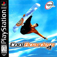 Cool Boarders 4 Ps For PlayStation 1 PS1 - EEE549034