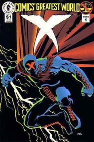 X Comics' Greatest World June 1993 Week 1 Action Book - E93264