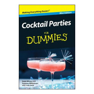 Cocktail Parties For Dummies Mini Edition By Dede Wilson - E496958