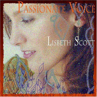 Passionate Voice By Lisbeth Scott On Audio CD Album 2005 - DD616165