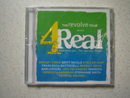 The Revolve Tour Presents 4REAL CD Album By By: Revolve On Audio CD - DD628531