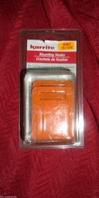 Karrite Mounting Hooks 92007 Orange - EE462778