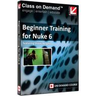 Class On Demand 99928: Beginner Training For Nuke 6 Online Streaming - EE498376