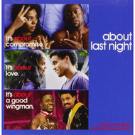 About Last Night By About Last Night / Ost On Audio CD Album 2014 - EE547932
