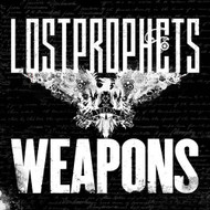 Weapons On Vinyl Record By Lostprophets - EE551889