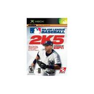 Major League Baseball 2K5 Xbox For Xbox Original - EE553840