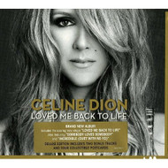 Loved Me Back To Life By Dion Celine On Audio CD Album Pop Import 2013 - EE557677