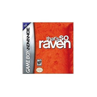 That's So Raven GBA Disney Action/adventure For GBA Gameboy Advance - EE36236