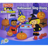 Fisher-Price: Halloween Sing-Along By Halloween Sing-Along Bonus T On - DD608587