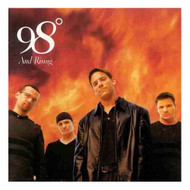 98 Rising By 98 Degrees On Audio CD Album Pop 1998 - EE456454