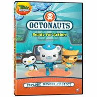 Octonauts Ready For Action! On DVD - EE549832