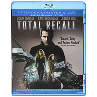 Total Recall 4 Disc Limited Edition Extended Director's Cut - (2 Disc) - EE556513
