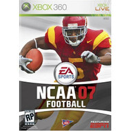 NCAA Football 2007 For Xbox 360 - EE587672
