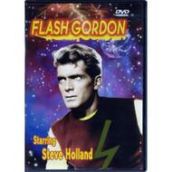 Flash Gordon On DVD With Steve Holland - DD600675