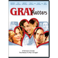 Gray Matters On DVD With Heather Graham Grey Comedy - DD600815