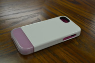 Incase For iPhone 5 5S SE White Frost Magenta CL69073 - EE451345