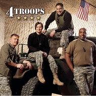 4TROOPS By 4TROOPS On Audio CD Album 2010 - DD612995
