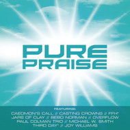 Pure Praise On Audio CD Album 2005 - DD617659