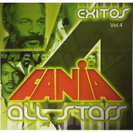 Los Exitos De LA Fania All Stars 4 By Various On Audio CD Album - DD628835