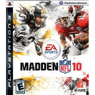 Madden NFL 10 PS3 Football For PlayStation 3 - EE510995