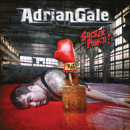 Suckerpunch By Adriangale On Audio CD Album Pop 2013 - EE545307