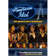 American Idol: The Search For A Superstar On DVD TV Shows - DD580726