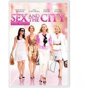 Sex And The City: The Movie Single-Disc Widescreen Edition On DVD With - DD606190