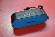 HMDX HX-P205BL Rave Wireless Rechargeable Portable Speaker Blue HD-P20 - EE517865