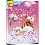 Toopy And Binoo Vroom Vroom Zoom Best Friends On DVD - EE550243