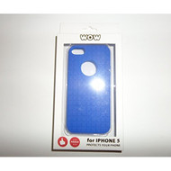 Blue Case For iPhone 5 5S SE Cover Fitted - EE558640