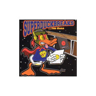Superduckbreaks The Saga By Turntablist On Audio CD Album 2002 - DD587131