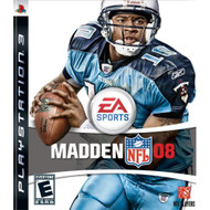 Madden NFL 08 For PS3 Football For PlayStation 3 - EE545184