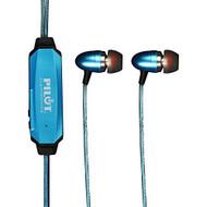 Pilot Electronics EL-1300B Electroluminescent V2 Blue Headphones - EE586553