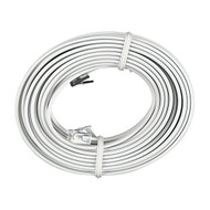 GE Line Cord White 25 Ft TELEPHONE14 - EE534498
