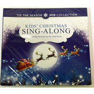 Kids' Christmas Sing-Along 2 CD Collection On Audio CD Album Holiday - EE538679