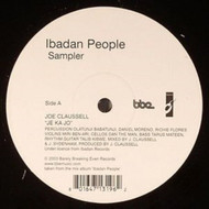 Ibadan People Sampler On Vinyl Record By Ibadan People Sample - EE551981