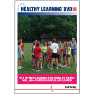 101 Fitness Games For Kids At Camp: Vol #6 Cardiovascular Games With - EE477086