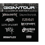 Gigantour On Audio CD Album 2006 - DD629297