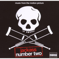 Jackass Number Two By Jackass Number Two On Audio CD Album 2 2006 - DD629642