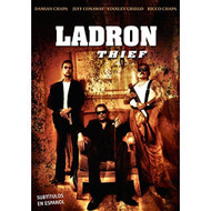 Ladron Thief On DVD With Jeff Conaway Ricco Chapa Stanley Griego - DD579678