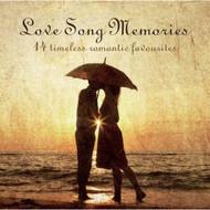 Love Song Memories By Various On Audio CD Album 2011 - DD629294