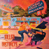 Killer Instincts On Vinyl Record By Jason D Williams - EE549054