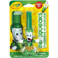 Crayola 58-8720 Pipsqueaks Markers In Disguise Green Grinder - DD629656