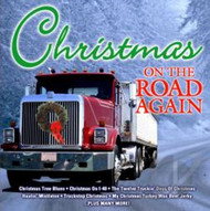 Christmas On The Road Again On Audio CD Album 2007 - DD628215