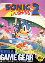 Sonic The Hedgehog 2 For Sega Game Gear Vintage - EE583529
