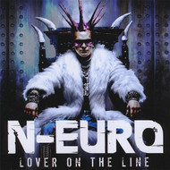 Lover On The Line By N-Euro On Audio CD Album 2008 - DD629182