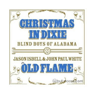 Christmas In Dixie / Old Flame On Vinyl Record By Blind Boys Of - EE549412