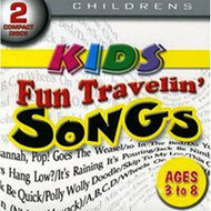Kids Fun Travelin' Songs By Various On Audio CD Album 2011 - DD629567