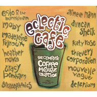 Eclectic Cafe On Audio CD Album 2013 - DD629616