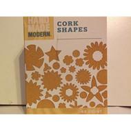 68 Count *Cork Shapes* - DD629739